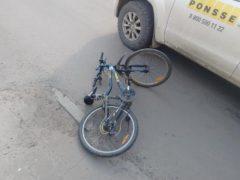 Два подростка-велосипедиста пострадали при ДТП в Котласе и Коряжме