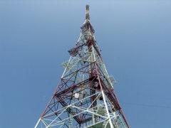 Цифровая телевышка установлена в посёлке Луковецкий Архангельской области