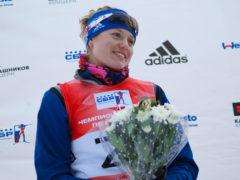 Архангельская биатлонистка Екатерина Зубова выиграла два золота на Кубке России