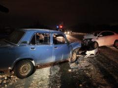 Три субботних ДТП потребовали выезда на место событий спасателей Архангельска