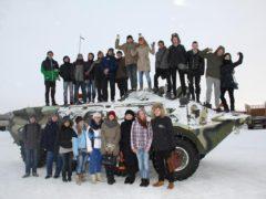 «Студенческий десант успешно завершился в Архангельской области