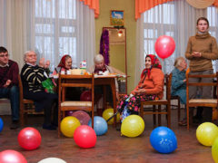 Сеть домов-интернатов для пенсионеров Поморья продолжает совершенствоваться