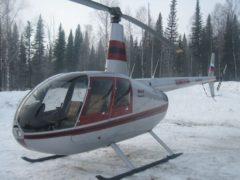 Пострадавший в ДТП в Карпогорах пенсионер был доставлен в Архангельск на вертолете