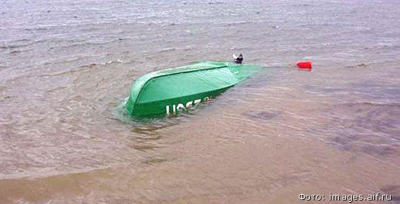 ВАрхангельской области перевернулась лодка синспекторами Пинежского заповедника